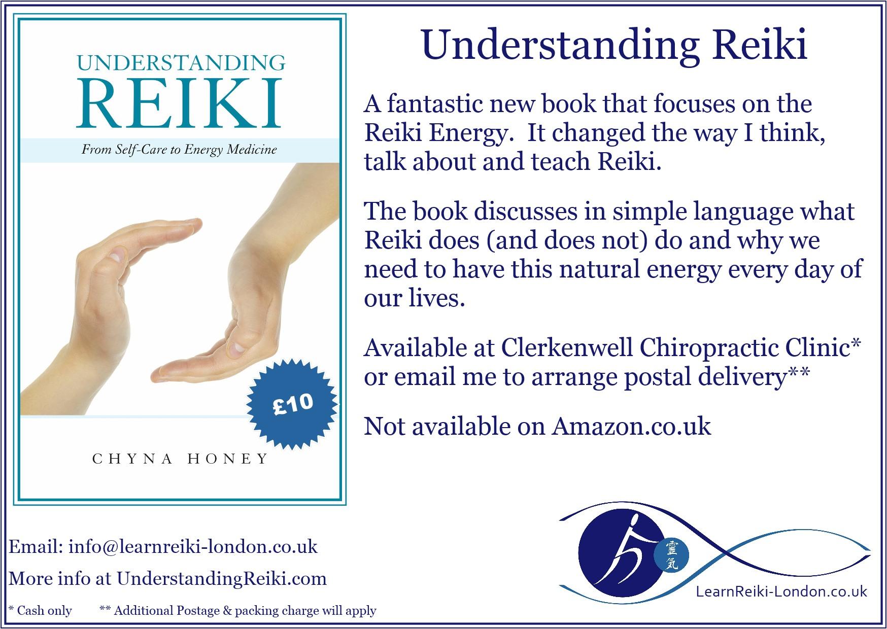 Understanding Reiki book sales